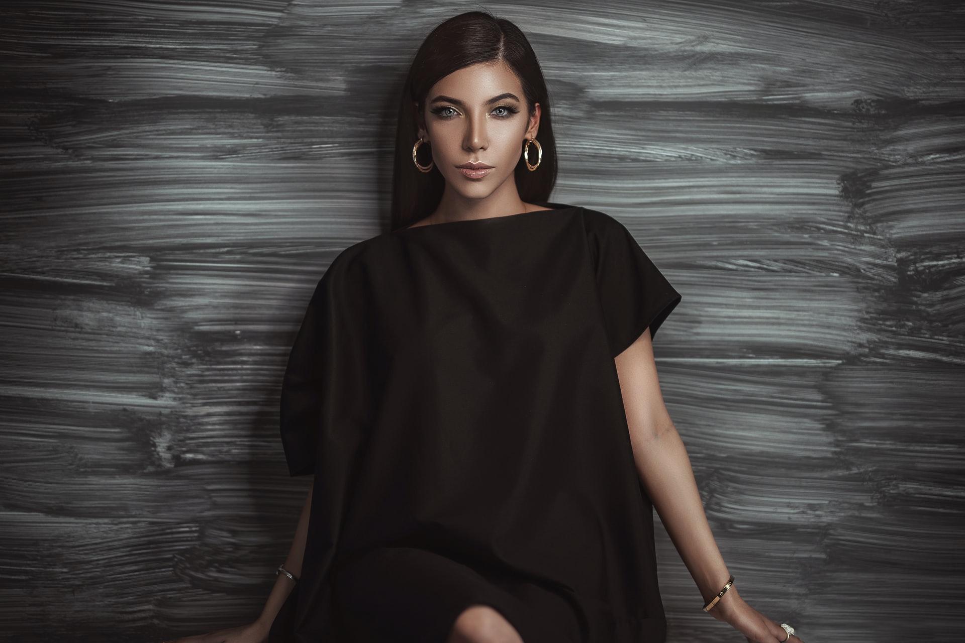 beauty sexy Italian Woman